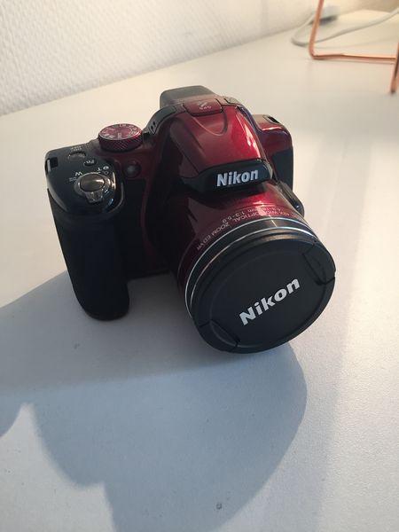 Appareil photo numérique Nikon Coolpix P520 Rouge 200 Agen (47)