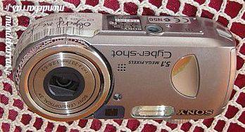 appareil photo numérique sony cybershot P72 29 Versailles (78)