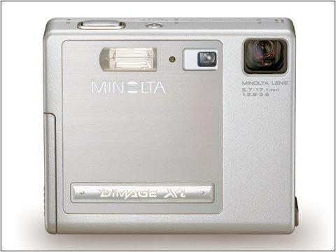 appareil photo numérique MINOLTA Dimage,camera clip Photos/Video/TV