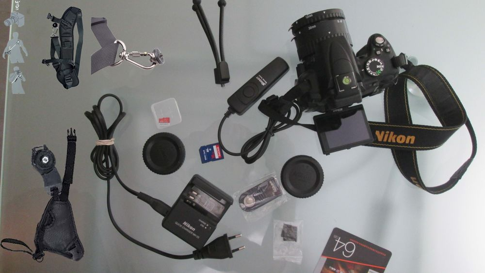 Appareil photo numérique Nikon D5000 + Accessoires 360 Faverges (74)
