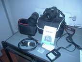 appareil photo numérique EOS 500D 18-55 avec objectif SIGMA  200 Brunoy (91)