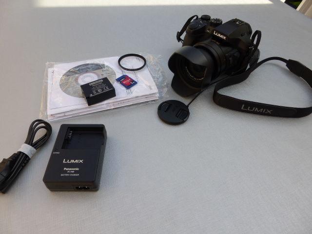 Appareil photo numérique LUMIX - PANASONIC Type DMC ? FZ 300 300 Jonchery-sur-Vesle (51)