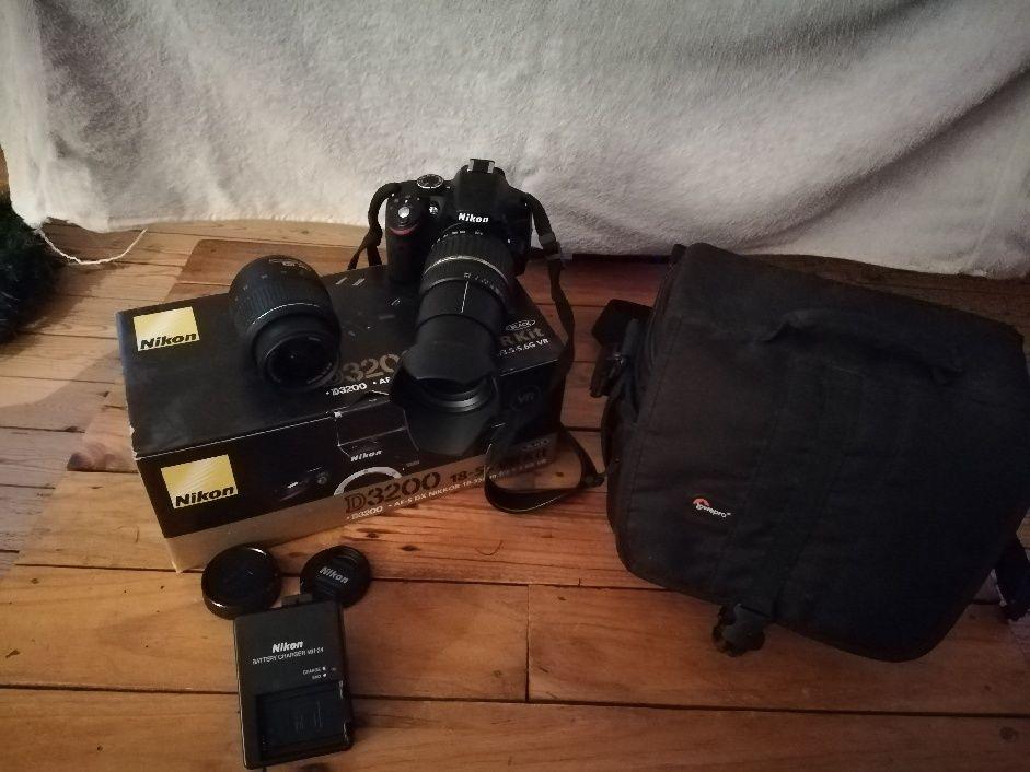 Appareil photo numérique Nikon D3200 0 La Force (24)