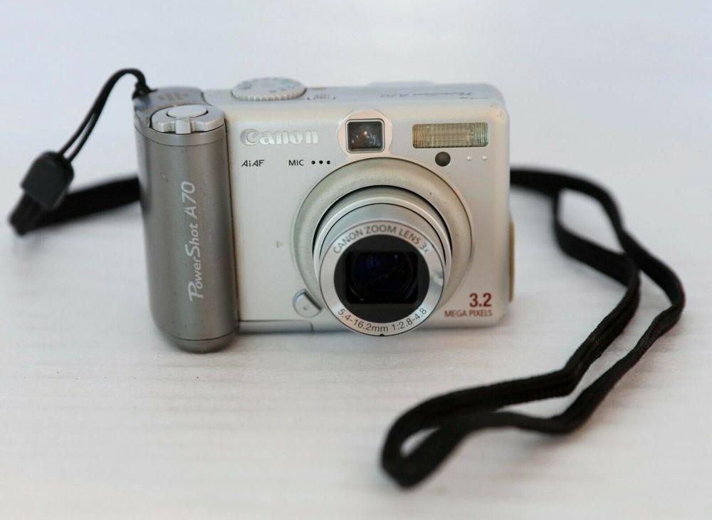 appareil photo numérique canom powershot A70 19 Versailles (78)