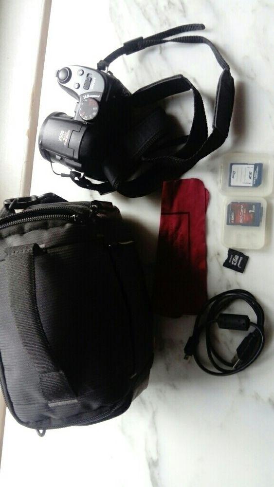 Appareil photo numérique Photos/Video/TV