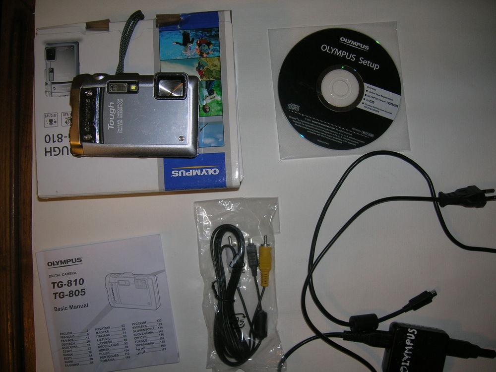 appareil photo olympus 810 G 150 Génissac (33)