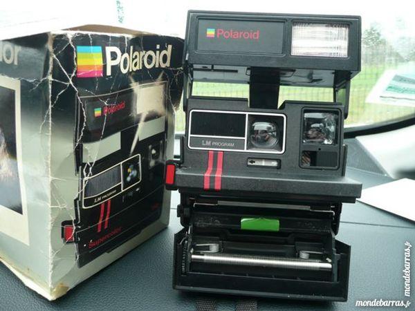 Appareil photo Polaroid 645 supercolor 70 Bordeaux (33)