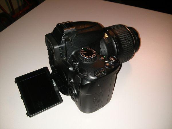 Appareil photo reflex Nikon D5000 500 Paris 15 (75)