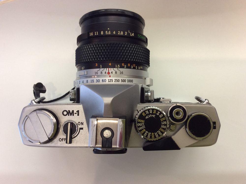 Appareil photo reflex 24x36 Olympus OM1 115 Vélizy-Villacoublay (78)