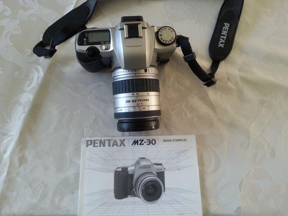 Appareil photo Reflex argentique PENTAX MZ 30 45 Livry-Gargan (93)