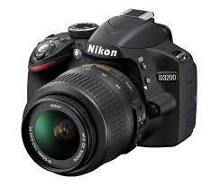 Appareil photo reflex numérique NIKON D3200 VR II 24.2 mp Occasion Photos/Video/TV