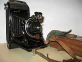 """appareil photo à soufflet """"Zeiss Ikon"""" Ikonta (6.5x11) 100 Fruges (62)"""