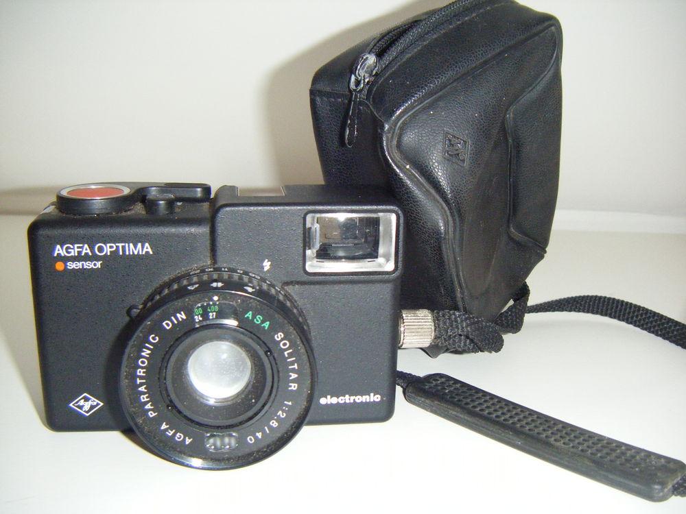 Appareil photo Vintage AGFA OPTIMA Sensor 30 Saint-Yrieix-la-Perche (87)