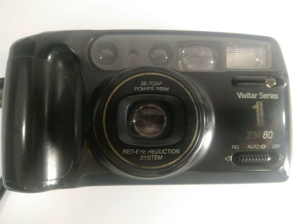 appareil photo Vivitar Series 1 ZM 80 avec étui portable 15 Villers-lès-Nancy (54)