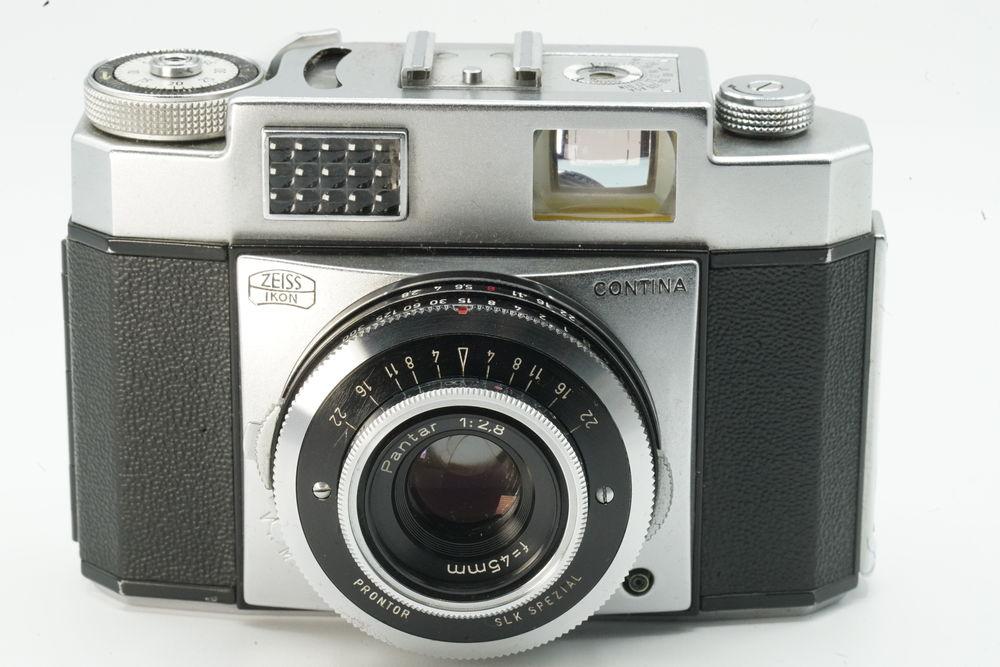 Appareil photo Zeiss ikon Contina Pantar 45mm F2.8 Pronto SL 45 Vincennes (94)