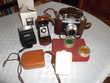 appareil photos FOCAS spor 1956 avec,flash,filtres