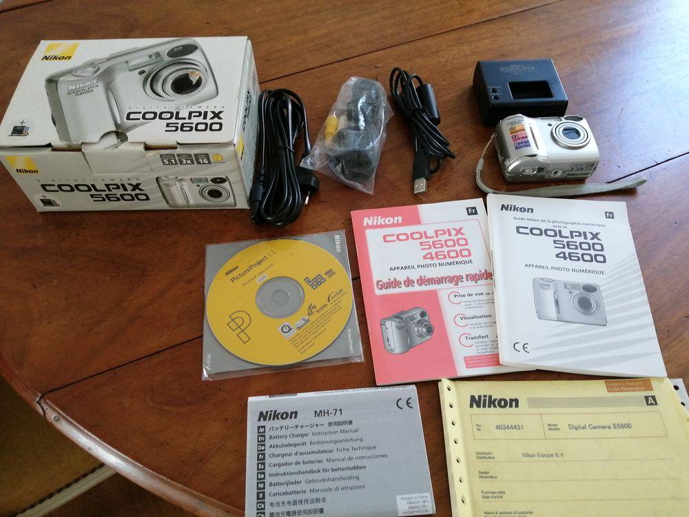 Appareil photos Nikon 20 Châteauroux (36)