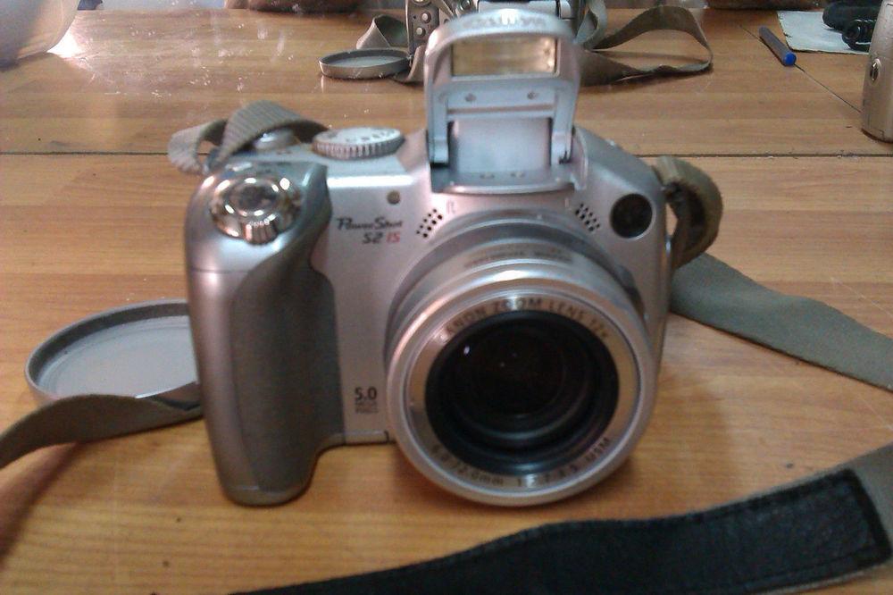 appareil photos numerique CANON power shot  S 215 30 Nogent-sur-Oise (60)