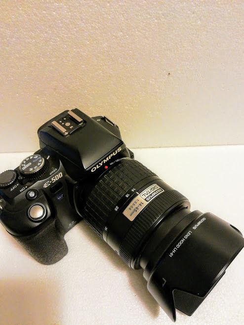 appareil photos OLYMPUS E 500 100 Pessac (33)
