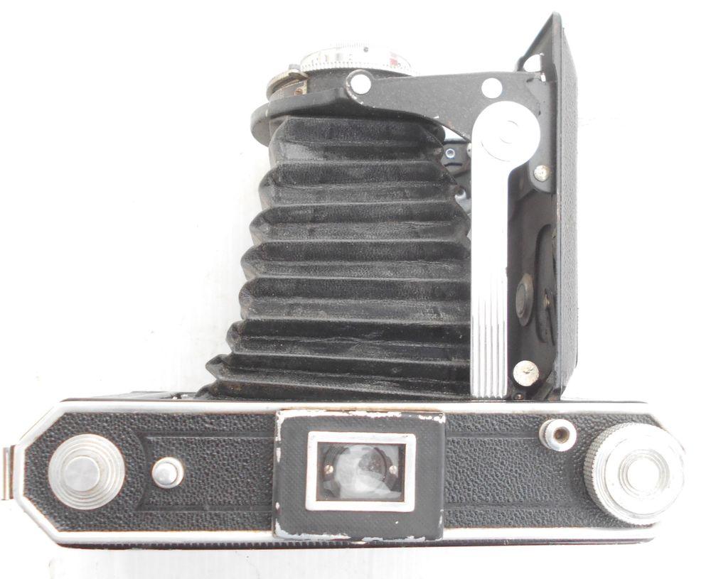 Appareil photos à soufflet ancien à collectionner Kodak  17 Castries (34)