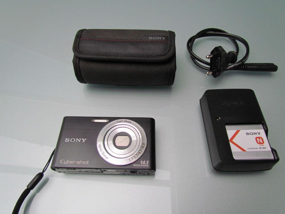 Appareil sony cyber shot DSC-W320 90 Le Grau-du-Roi (30)