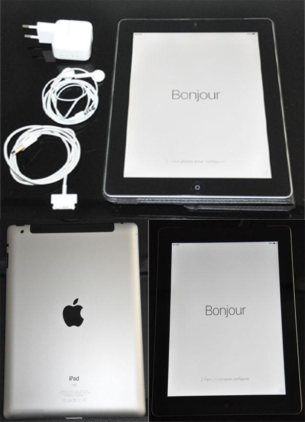 apple ipad 2 16go noir 200 Beauvais (60)