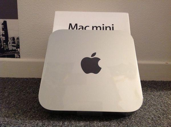 annonces high tech apple mac mini bicoeur i a  ghz paris AKBMUMI