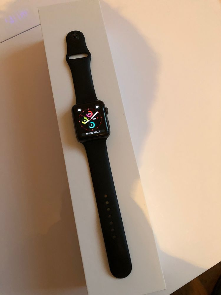Apple Watch Serie 2 Gris Sideral 42mm 230 Chasseneuil-du-Poitou (86)