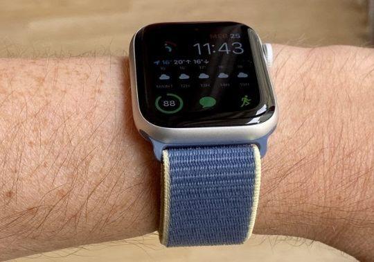 Apple watch Matériel informatique