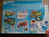 Jeu apprenons l'école maternelle 15 Mesnil-Raoul (76)