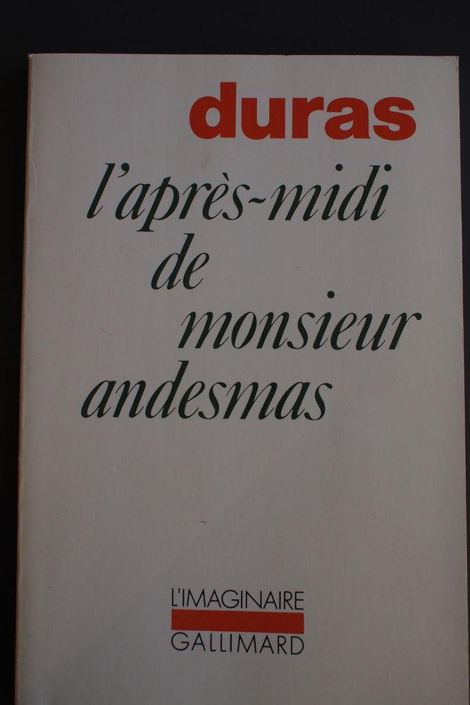 L'apres-midi de monsieur Andesmas Livres et BD