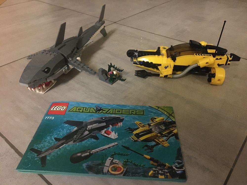 Aqua-raiders LEGO 7773 25 Chennevières-sur-Marne (94)