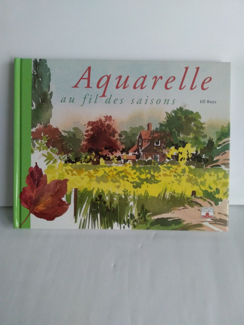 Aquarelle au fil des saisons 15 Calais (62)