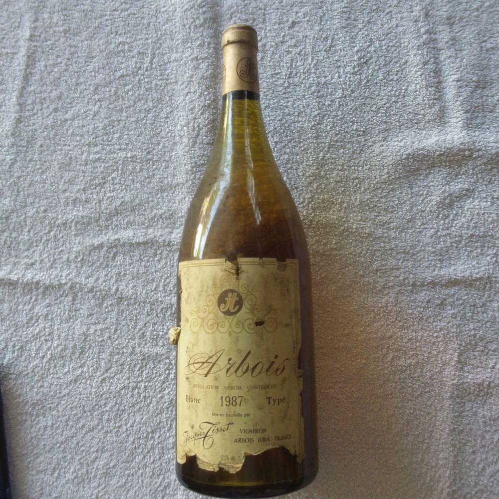 Vin d'Arbois 40 Montpellier (34)