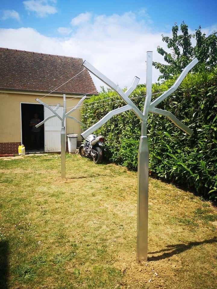 arbre a linge  400 Saint-Crépin-Ibouvillers (60)