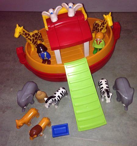 L'arche de Noé playmobil 10 Bouc-Bel-Air (13)