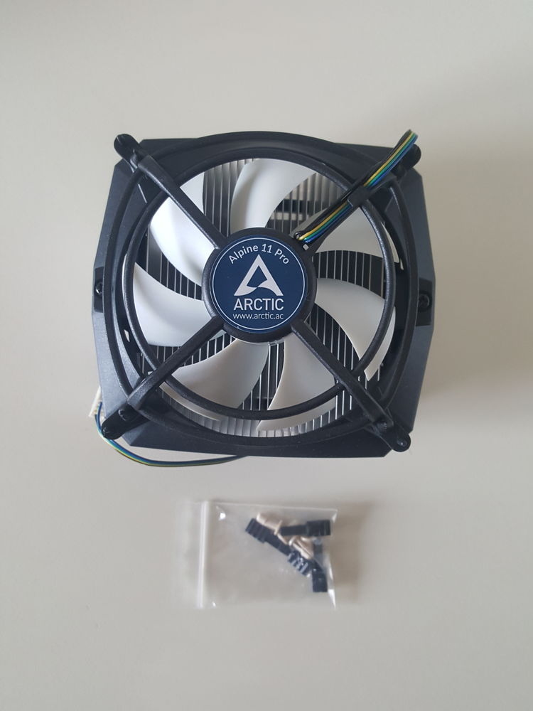 ARCTIC Alpine 11 PRO CPU Cooler INTEL LGA 775 1150 1151 1155 30 Fontenay-le-Fleury (78)