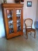 Argentier en merisier, prix très bas  100 Châteauneuf (42)