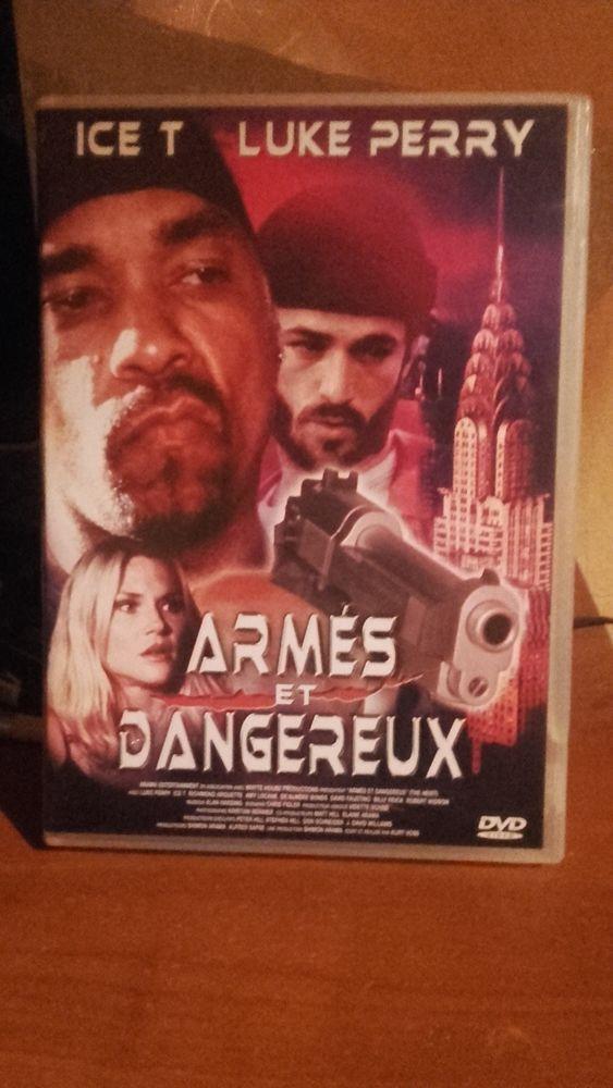 DVD armés et dangereux 1 Rixheim (68)