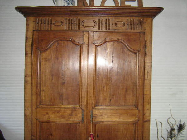 achetez armoire ancienne en occasion annonce vente. Black Bedroom Furniture Sets. Home Design Ideas