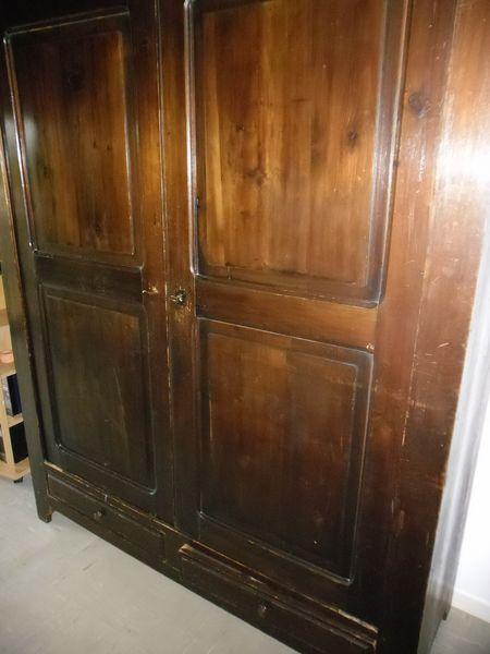 armoires anciennes occasion dans l 39 aude 11 annonces achat et vente de armoires anciennes. Black Bedroom Furniture Sets. Home Design Ideas