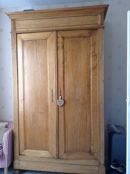armoires anciennes occasion nantes 44 annonces achat et vente de armoires anciennes. Black Bedroom Furniture Sets. Home Design Ideas