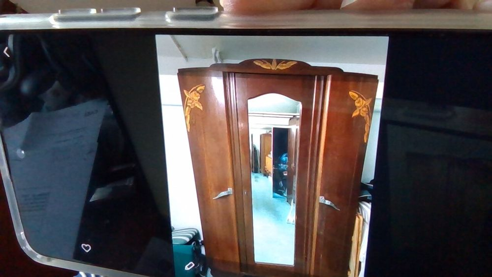 armoire ancienne 40 Chauconin-Neufmontiers (77)