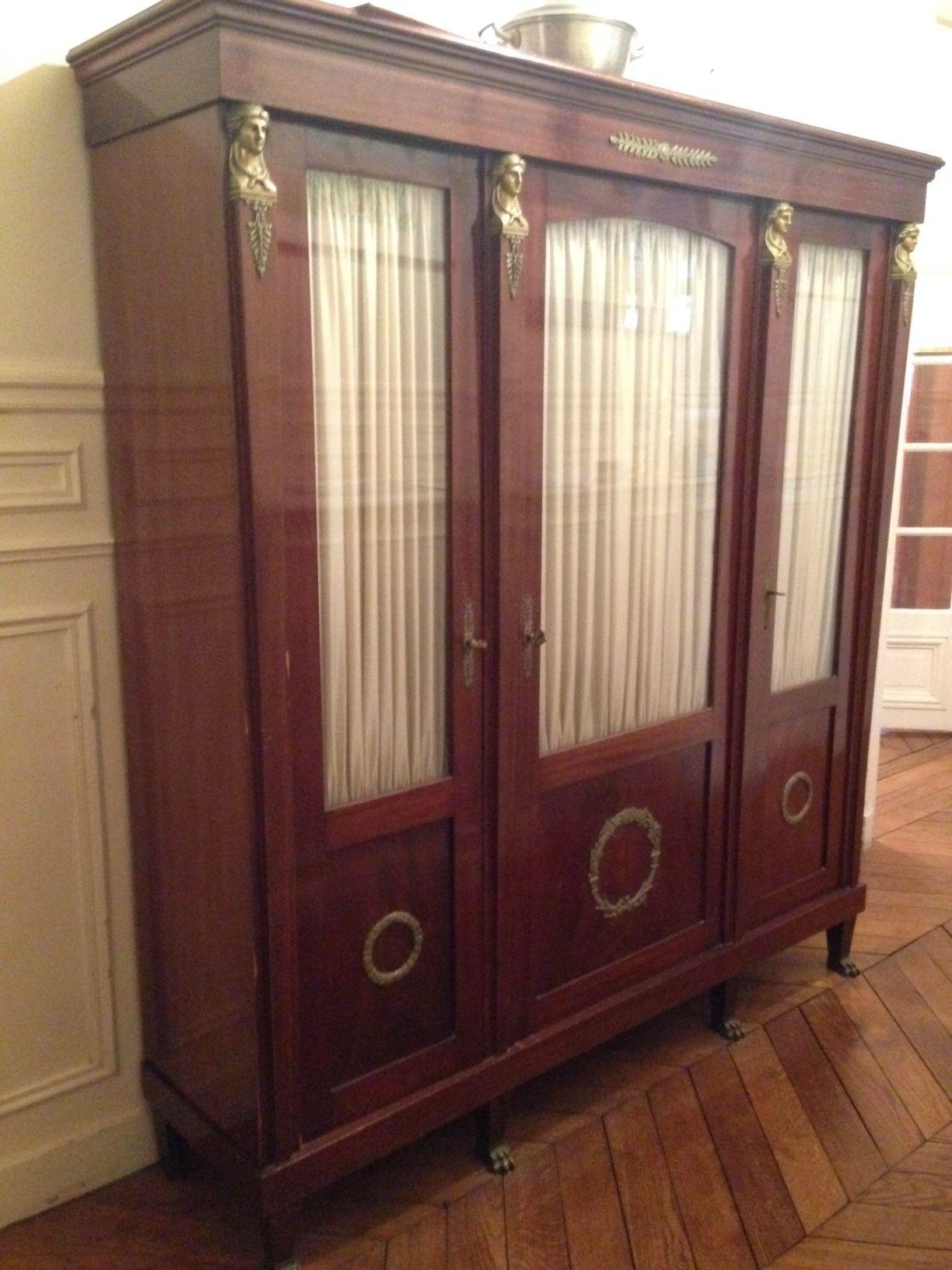 biblioth ques occasion paris 17 75 annonces achat et vente de biblioth ques paruvendu. Black Bedroom Furniture Sets. Home Design Ideas