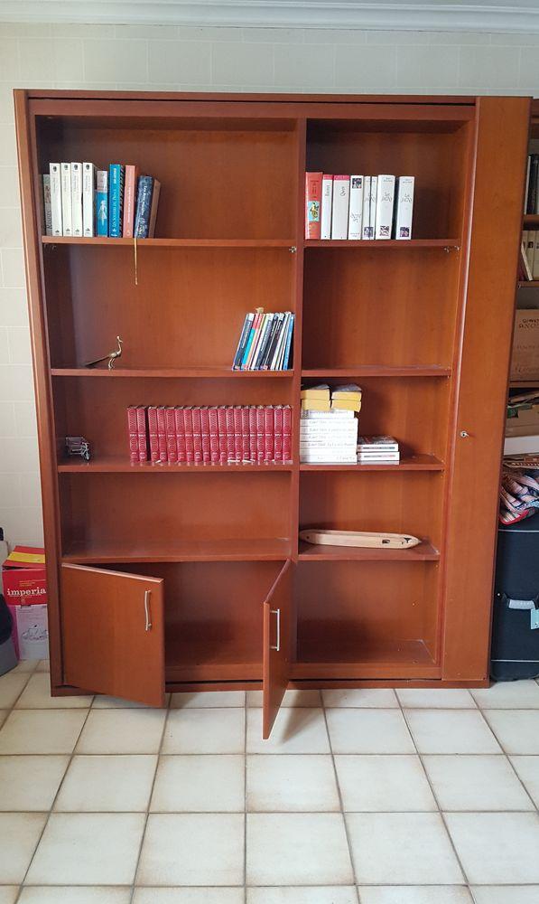 Armoire lit bibliothèque 250 Bagneux (92)