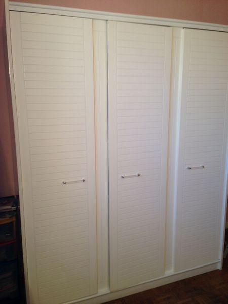 armoire blanche de marque gauthier 250 Rosny-sous-Bois (93)