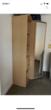Armoire bois + bibliothèque