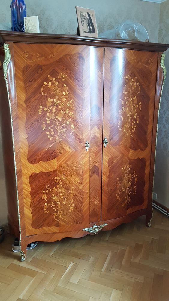 Armoire en bois de rose  1750 Annecy (74)