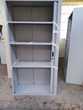 armoire de bureau et de rangement avec étagère en Fert