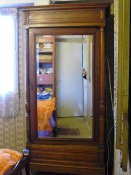 Achetez armoire de chambre a r nover annonce vente massy 91 wb149389804 - Renover une armoire ancienne ...